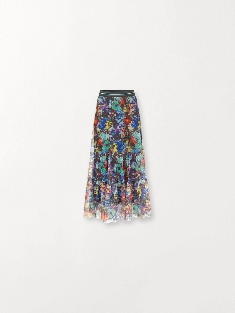 Becksöndergaard, Pancha Nynne Skirt - Multi Col., outlet flash sale, outlet flash sale