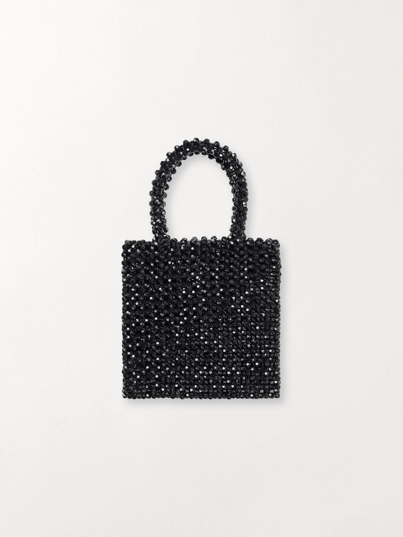 Becksöndergaard, Bead Bag - Black, bags, bags, bags, outlet, outlet