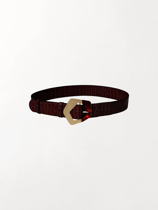 Becksöndergaard, Marlowe Belt - Brownish, accessories, accessories