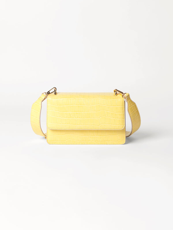 Becksöndergaard, Kaia Maya Bag - Yellow, bags, mid season sale, mid season sale, gifts