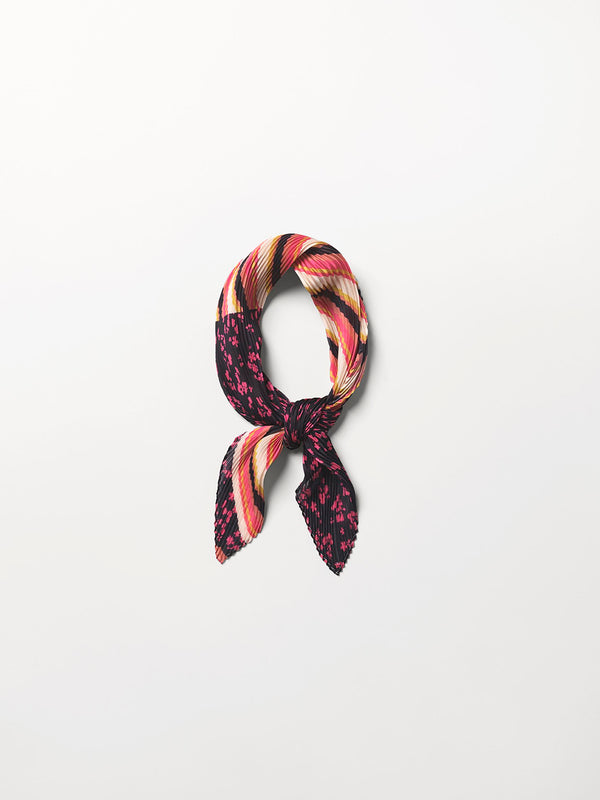 Becksöndergaard, Flowmix Plea Scarf  - Pink, outlet flash sale, outlet flash sale, sale, sale
