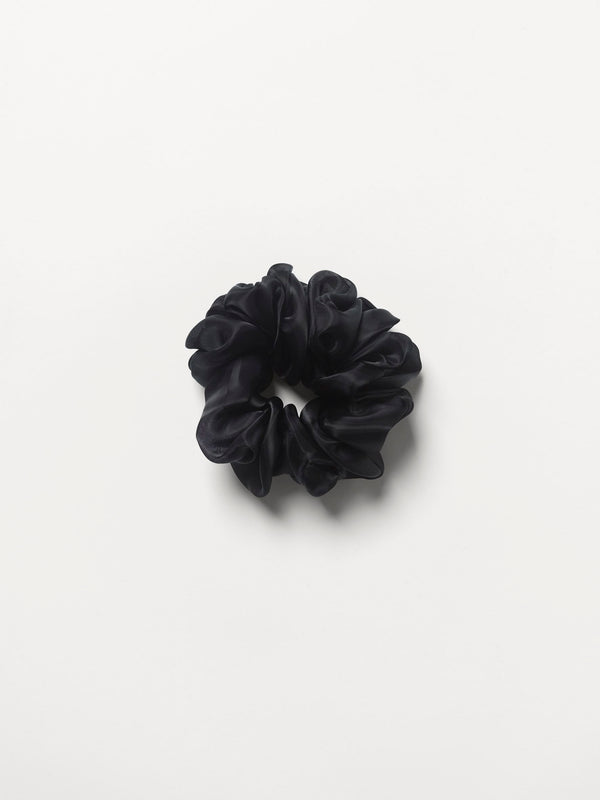 Becksöndergaard, Organza Scrunchie - Black, accessories, accessories, gifts