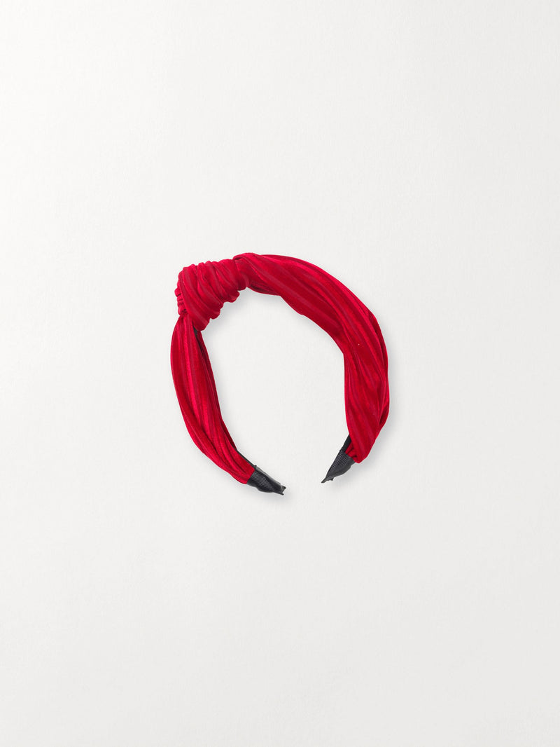 Becksöndergaard, Hairband Love  - Red Love, outlet flash sale, outlet flash sale