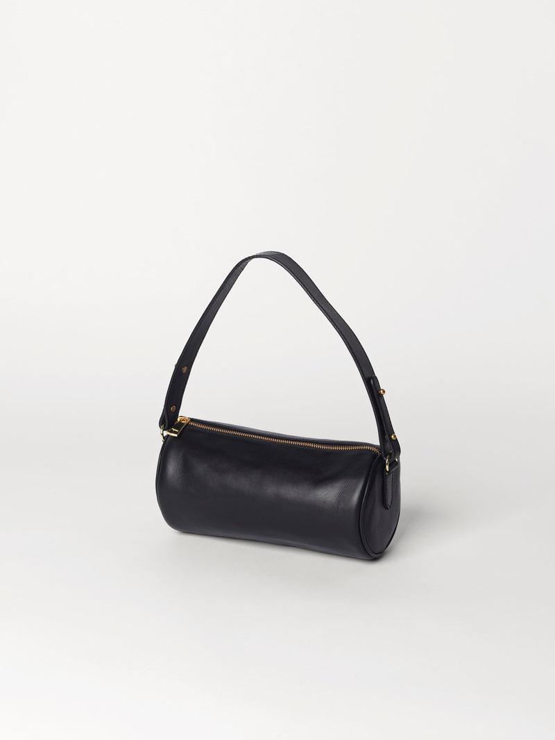 Becksöndergaard, Waxy Barrol Bag  - Black, outlet, outlet, sale, sale