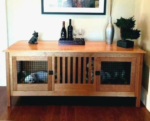 Delicious Dog Cage Furniture