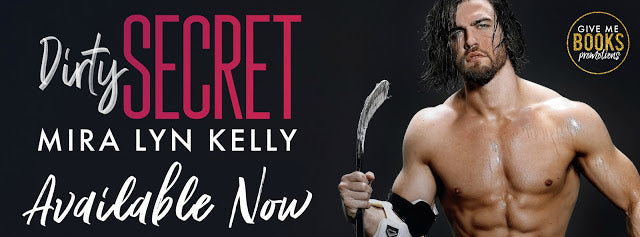 RELEASE BLITZ  - Dirty Secret #Giveaway