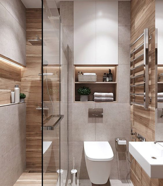 Home Decorating Ideas Bathroom 15 Badezimmer-Design-Ideen …   – home design  / Furniture – #BadezimmerDesignI…