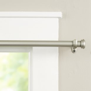 Fair Curtain Rod Hardware Brackets