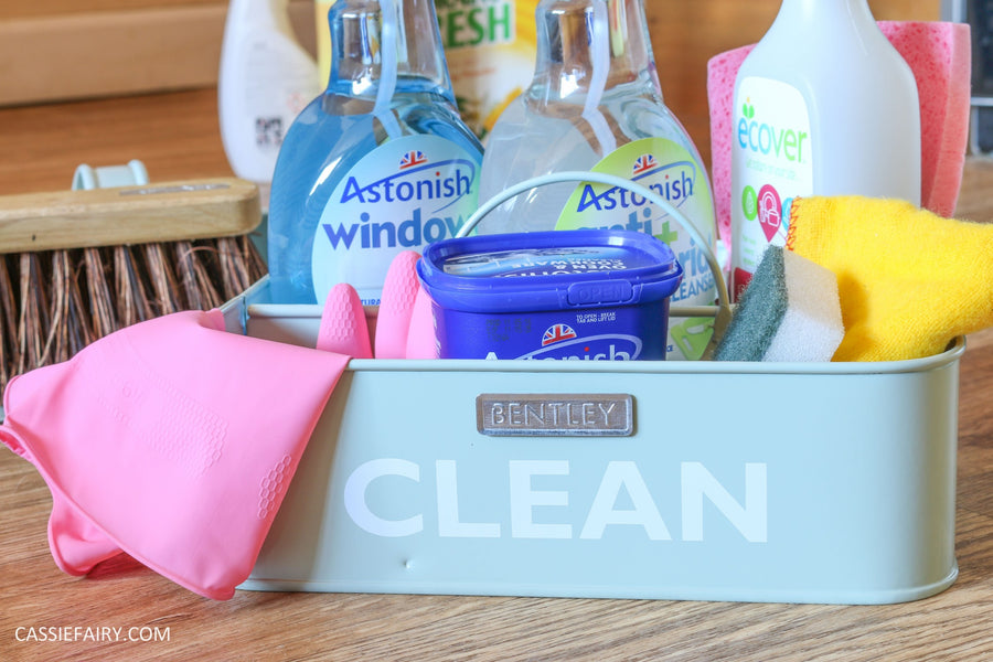 Revive & refresh: 4 Alternative spring cleaning ideas for a happier home