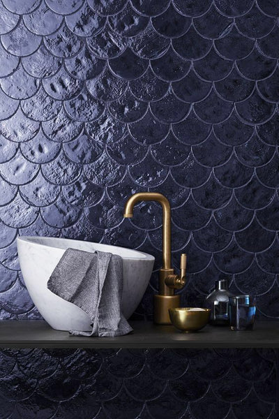 Home Decorating Ideas Bathroom Zellige : La nouvelle tendance carrelage à ne surtout pas manquer !  #interiord…