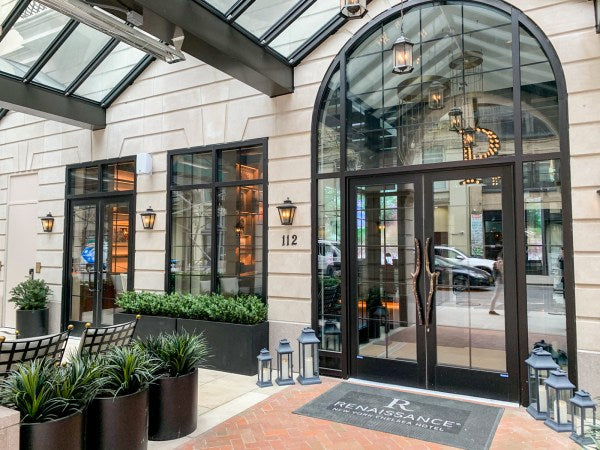 Modern Marriott in Manhattan: A look at the new Renaissance Chelsea