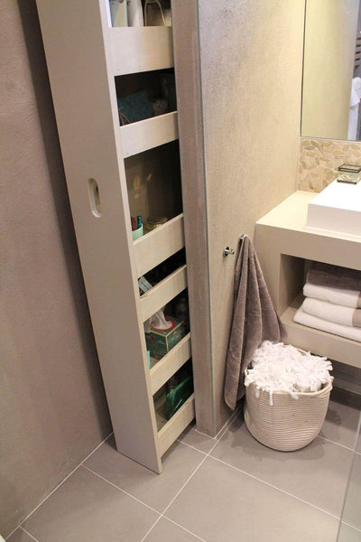 Home Decorating Ideas Bathroom 25 Brilliant Built-in Badezimmer Regal und Storage-Ideen zu halten Sie mit Stil …