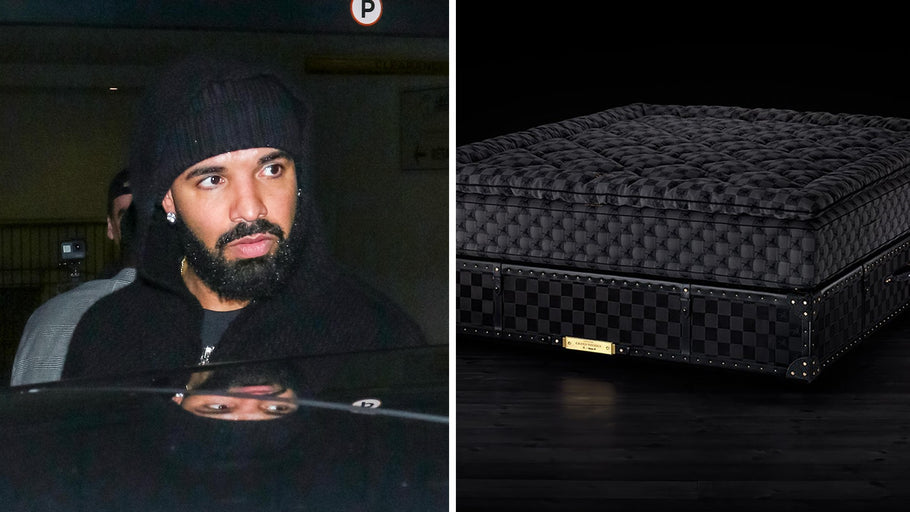 Why Drake's Mattress Costs $390,000