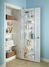 Load image into Gallery viewer, Get closetmaid 1233 adjustable 8 tier wall and door rack 77 inch height x 18 inch wide