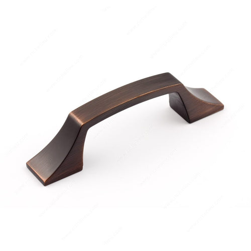 Truncated Classic Metal Pull - Set Of 4 - Oil Rubbed Bronze