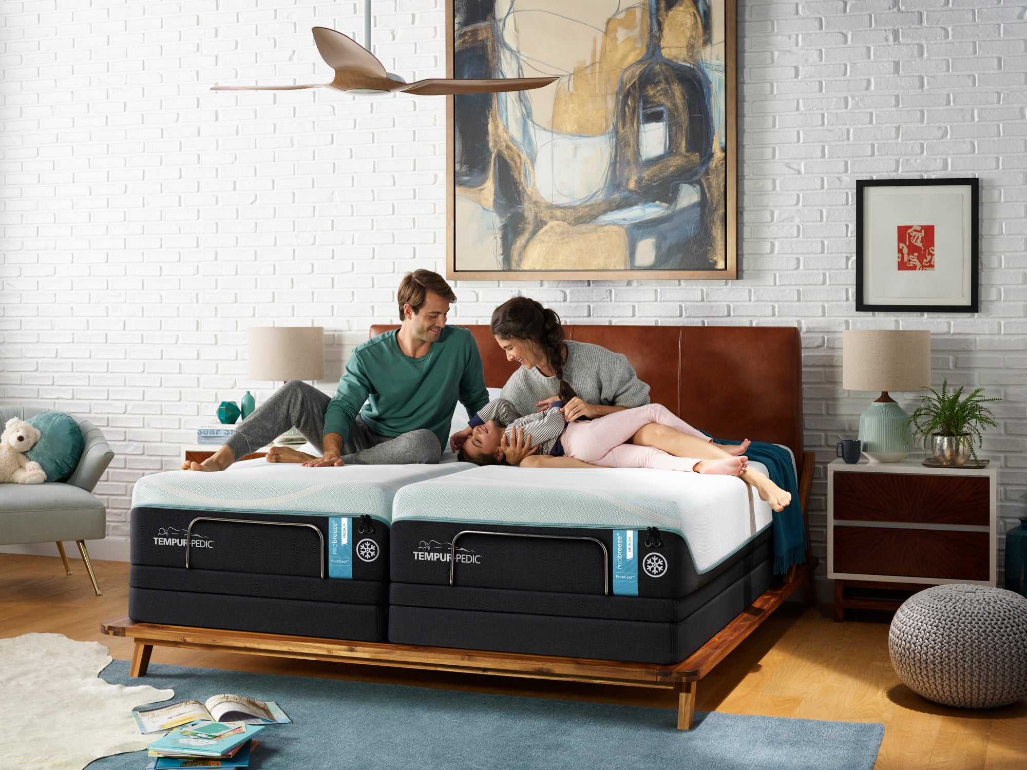 Meet the Mattress: The Tempur-Adapt