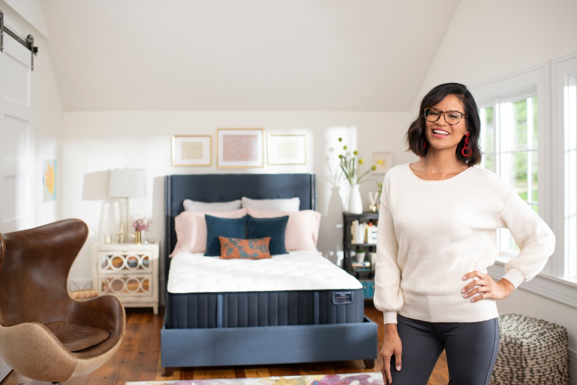 Buying Guide: All About Stearns & Foster Mattresses