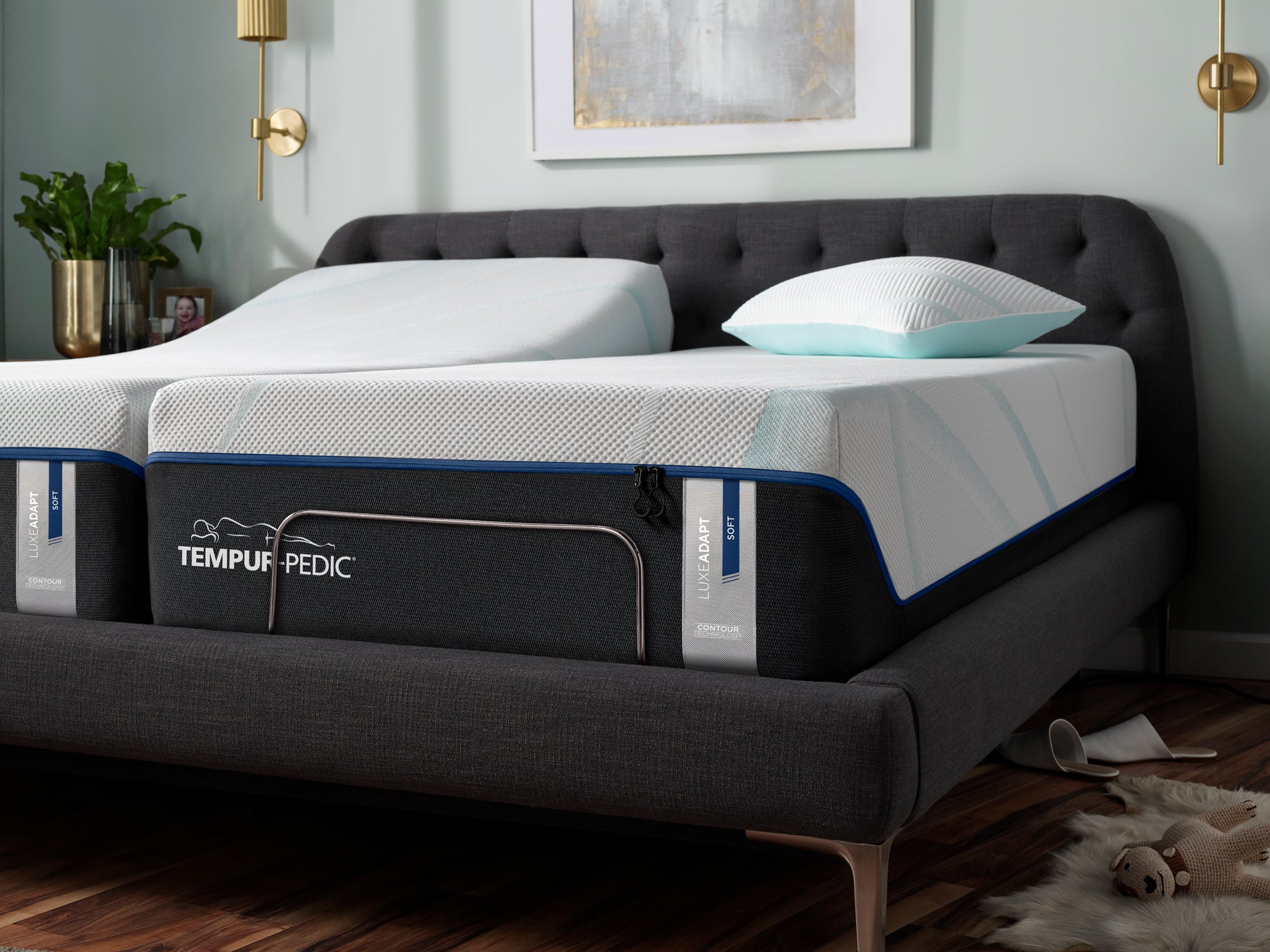 Meet the Mattress: the TEMPUR-Luxe Adapt