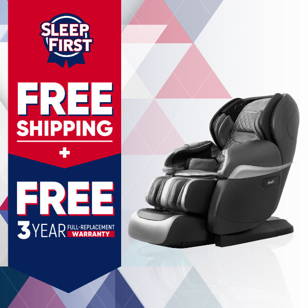 Free Massage Chair Shipping & Warranty Sleep First Mattress