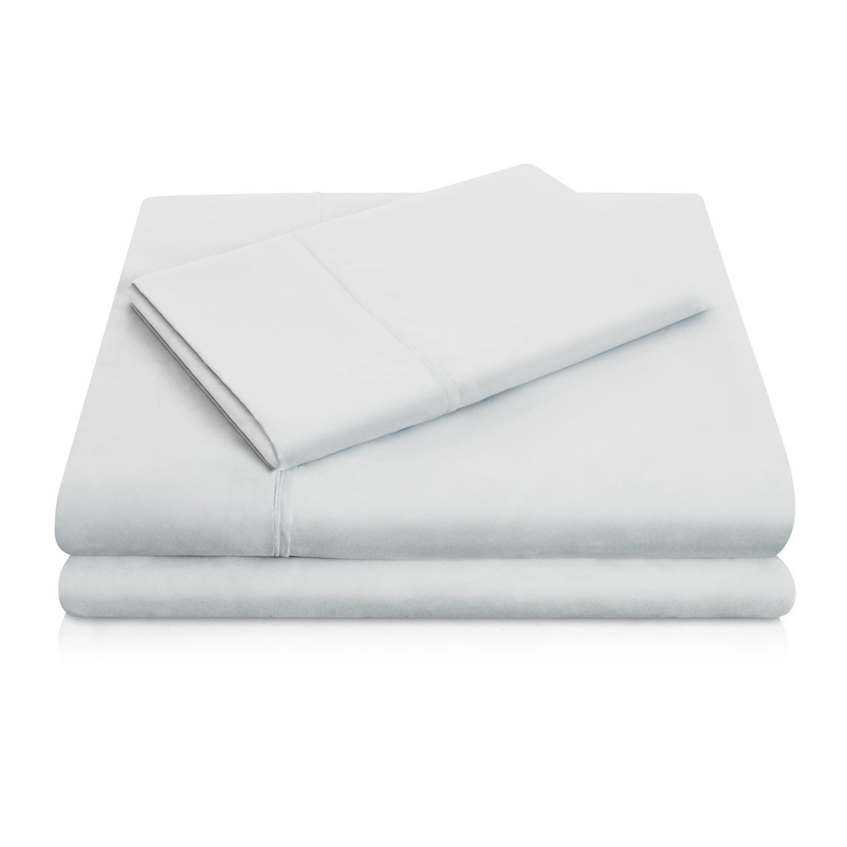 WOVEN Brushed Microfiber Sheet Set Sheet Set Malouf Twin XL Ash
