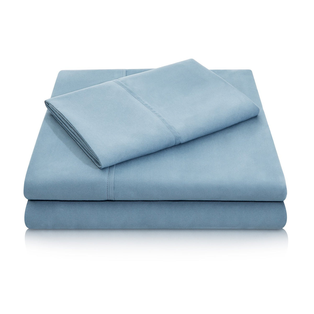 WOVEN Brushed Microfiber Sheet Set Sheet Set Malouf Twin Pacific