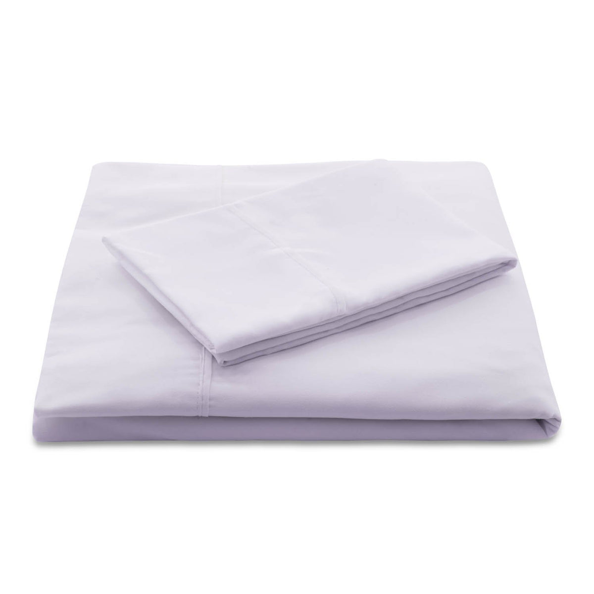 WOVEN Brushed Microfiber Sheet Set Sheet Set Malouf Twin Lilac