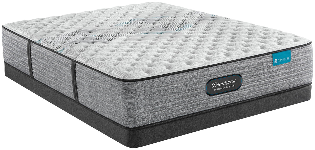 Beautyrest Harmony Carbon Lux Firm Mattress Mattress Simmons