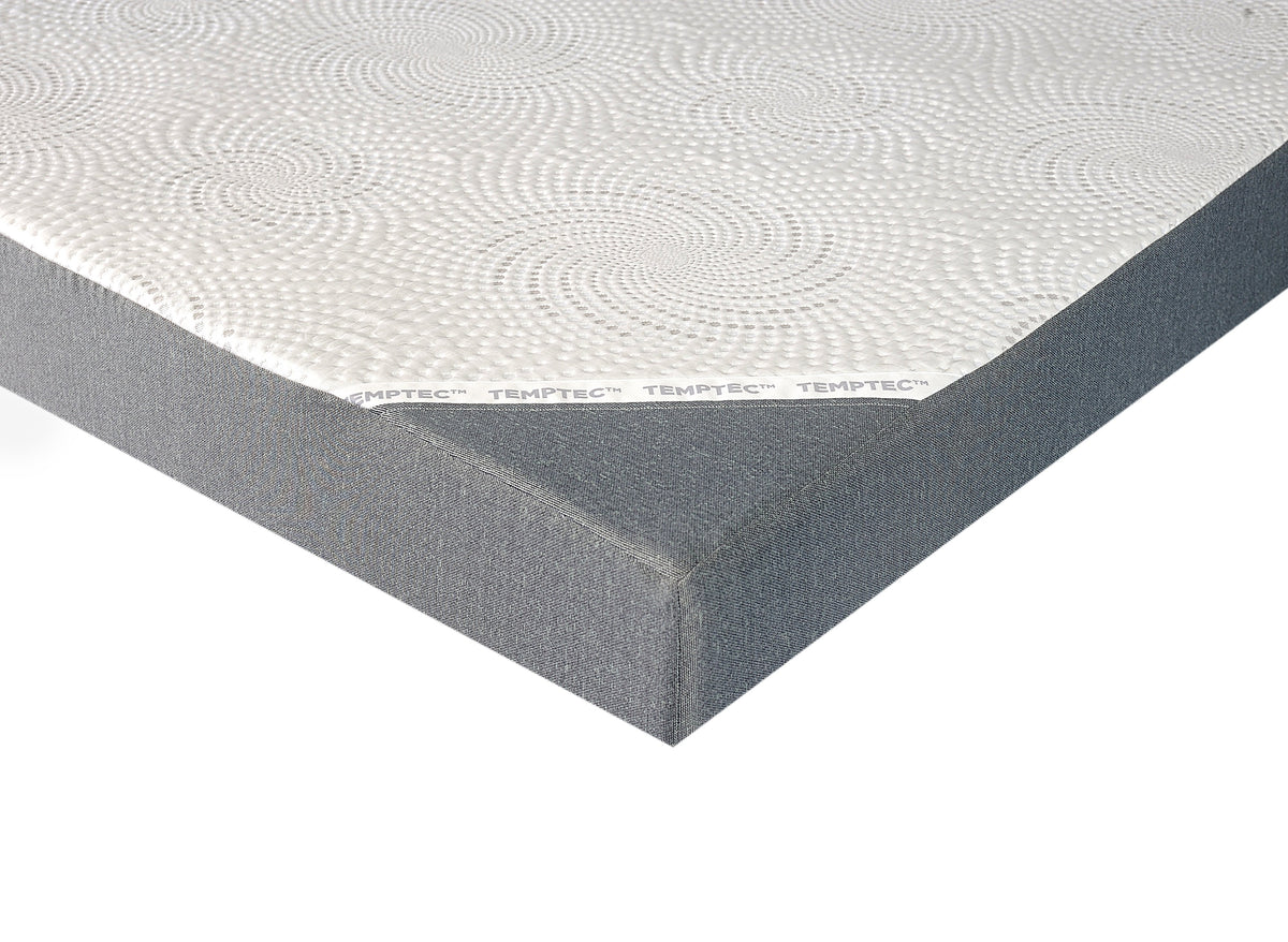 "Gel Memory Foam 8"" Mattress Mattress Beds To Go"