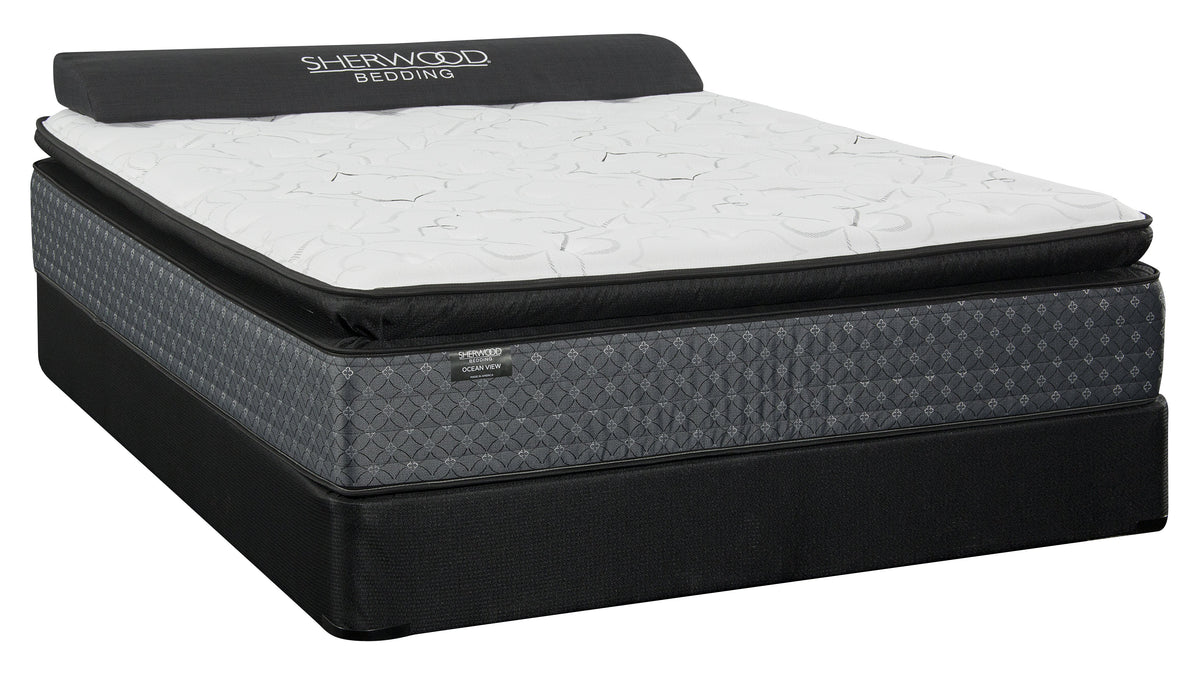 Sherwood Ocean View Pillowtop Mattress Mattress Sherwood