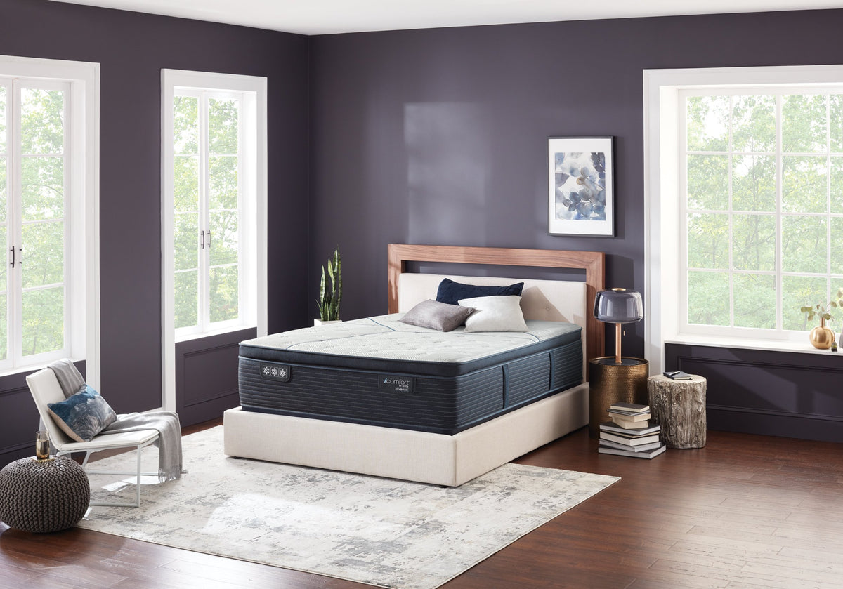 iComfort CF3000 Ultra Plush Mattress Mattress Serta
