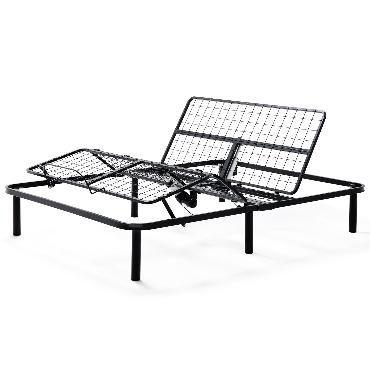 Sleep First Head-Up + Foot-Up Adjustable Power Base Bed Base Sleep First