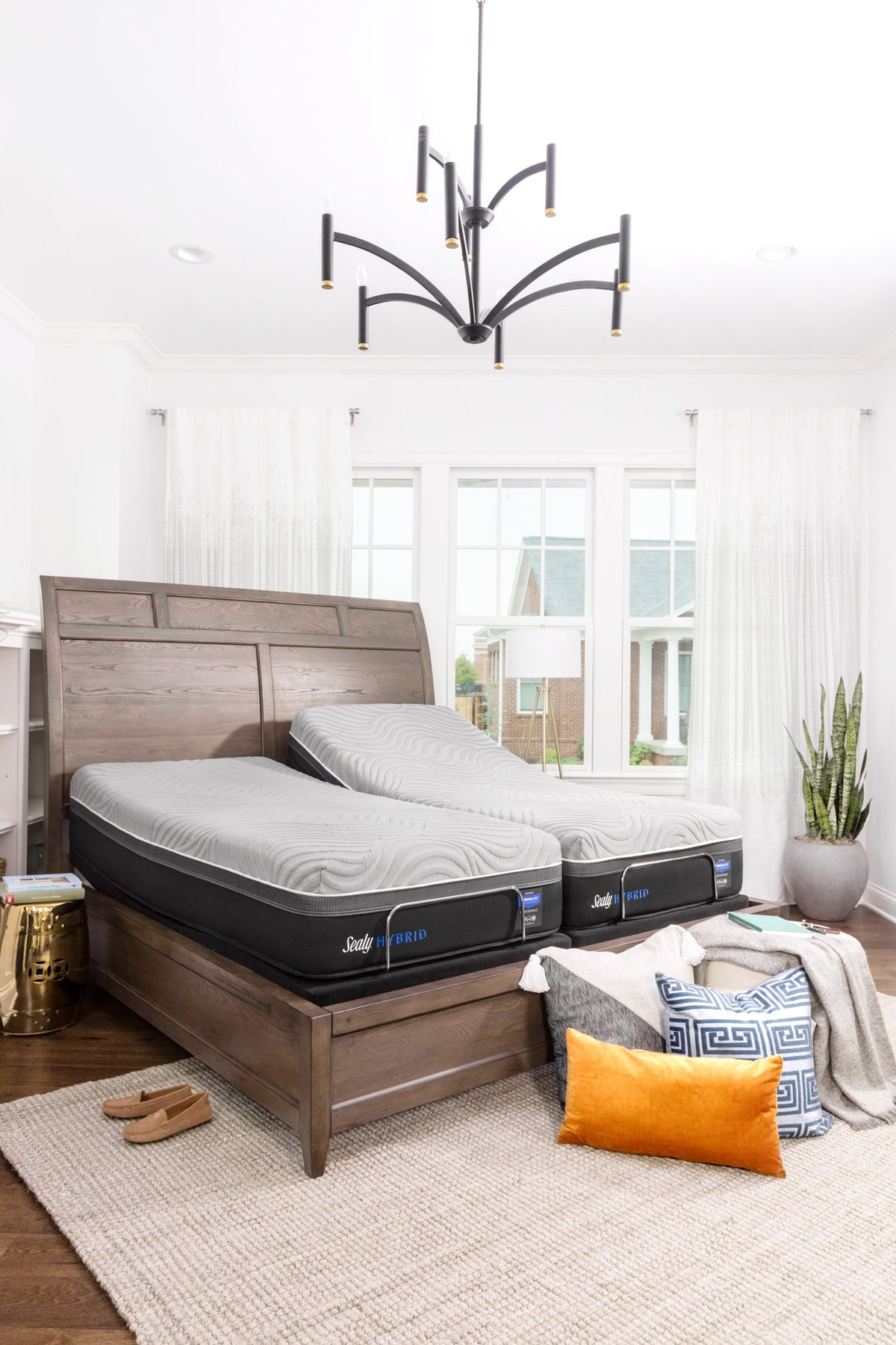 Sealy Hybrid Performance Copper II Firm Mattress Mattress Sealy