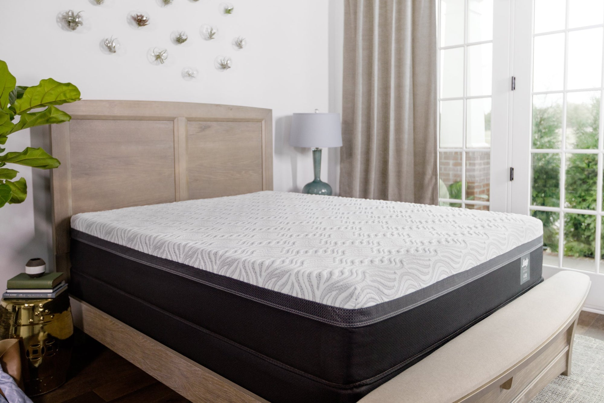 "12"" Sealy Hybrid Performance Essential Mattress Mattress Flash Sale"