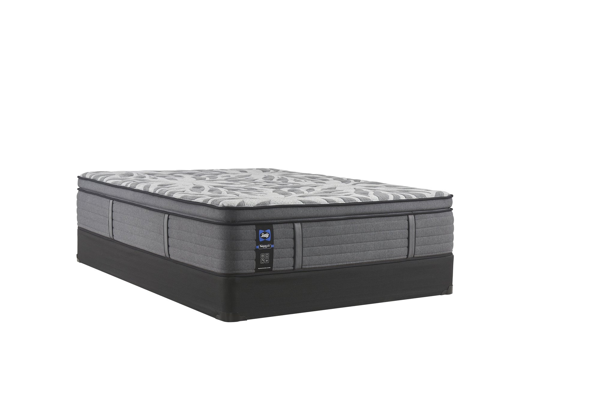 Sealy Posturepedic Plus Determination II Ultra Plush Innerspring Mattress Mattress Sealy