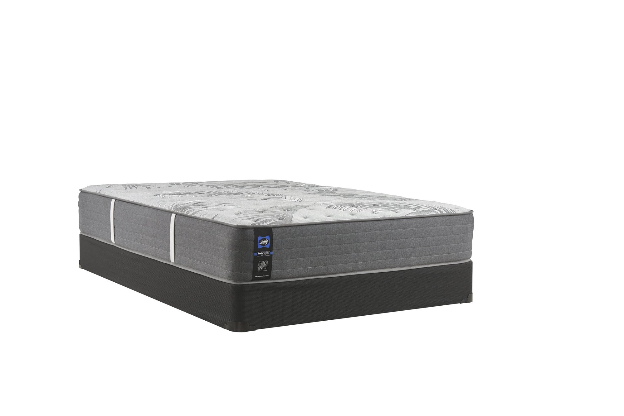 Sealy Posturepedic Plus Testimony II Plush Innerspring Mattress Mattress Sealy