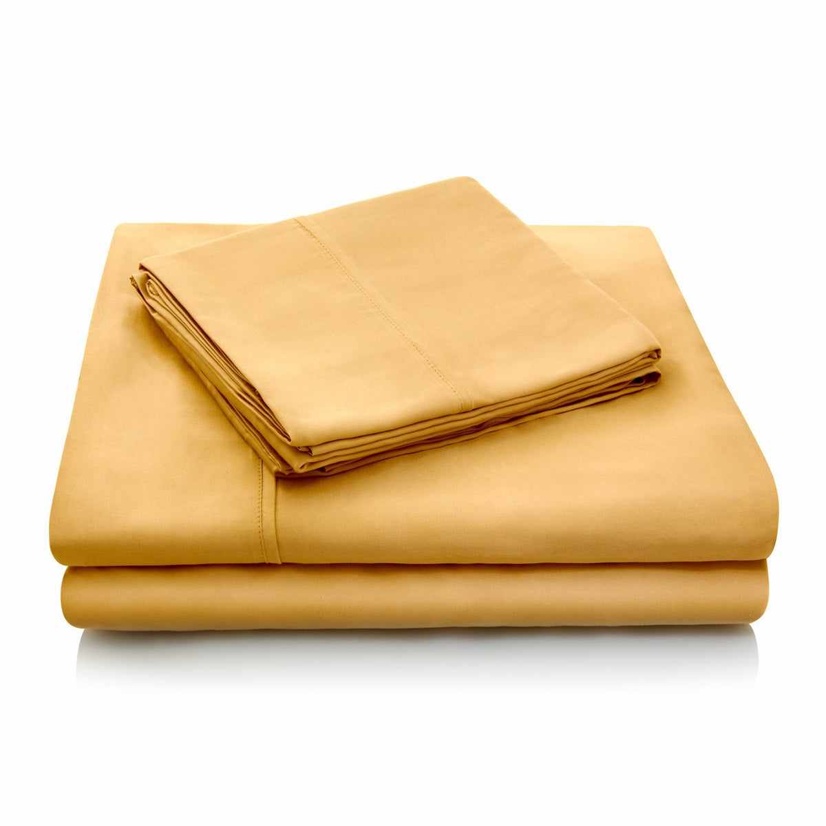 WOVEN TENCEL™ Sheet Set Sheet Set Malouf Twin Harvest