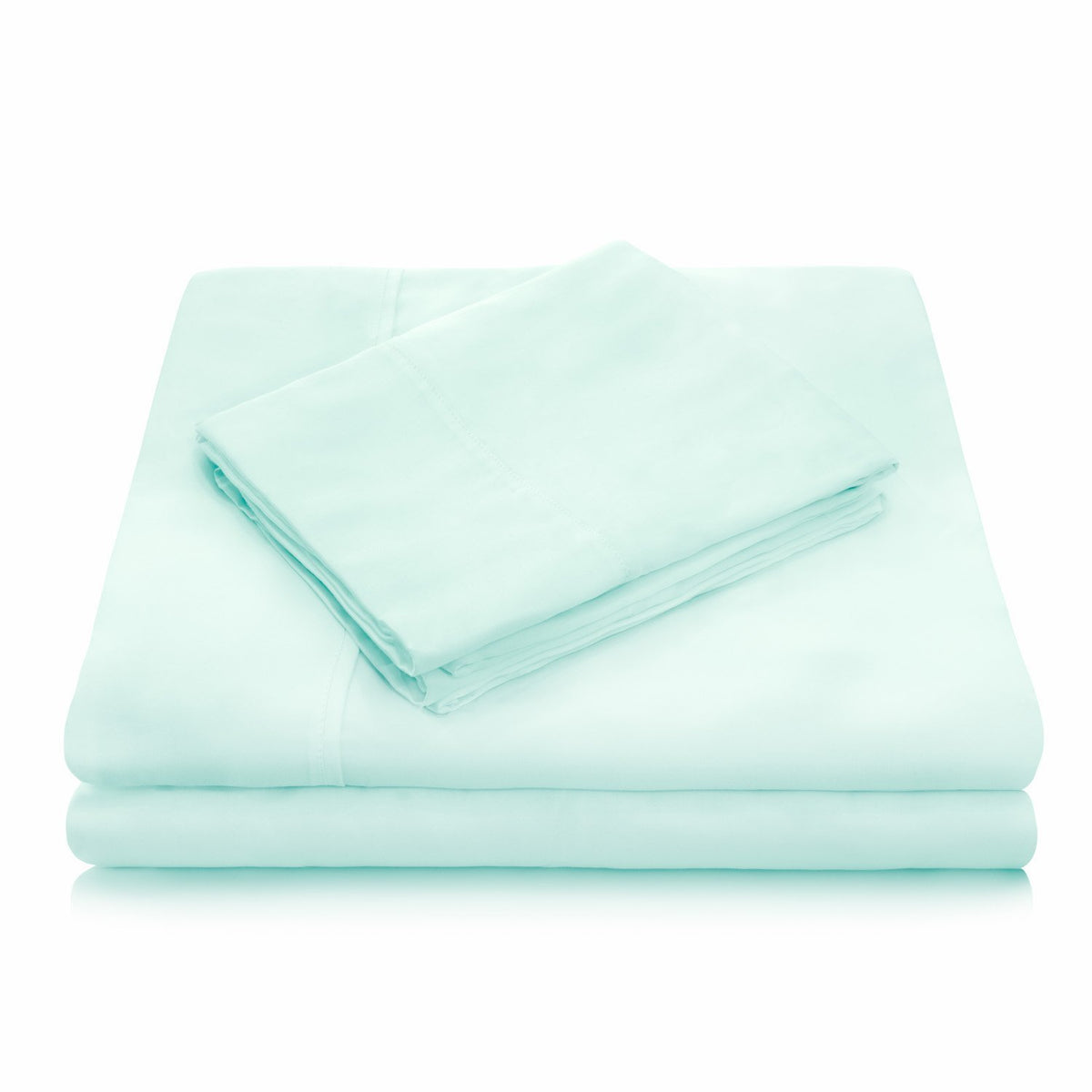 WOVEN TENCEL™ Sheet Set Sheet Set Malouf Twin Opal