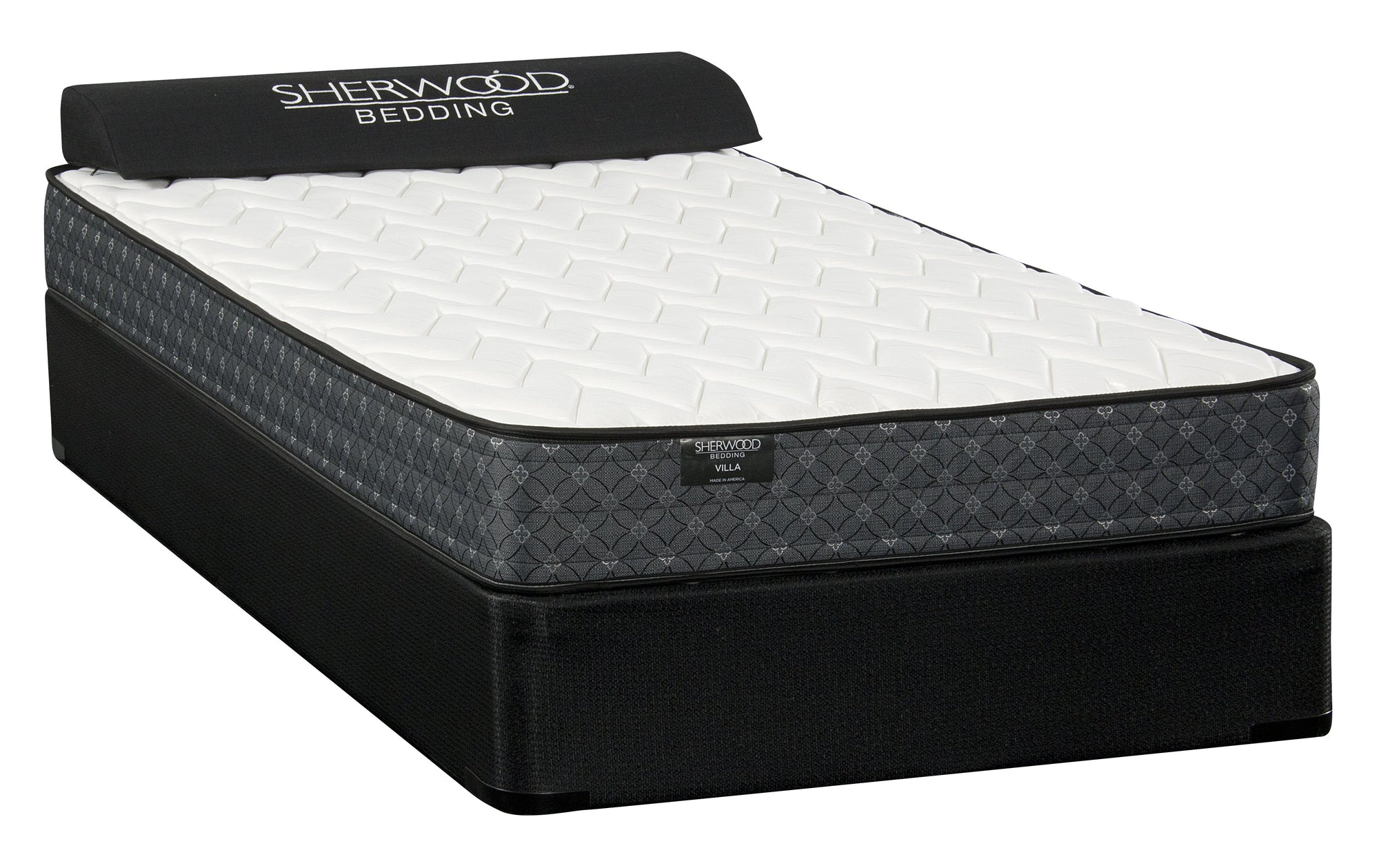 Sherwood Promo Villa Firm Hybrid Mattress Mattress Sherwood