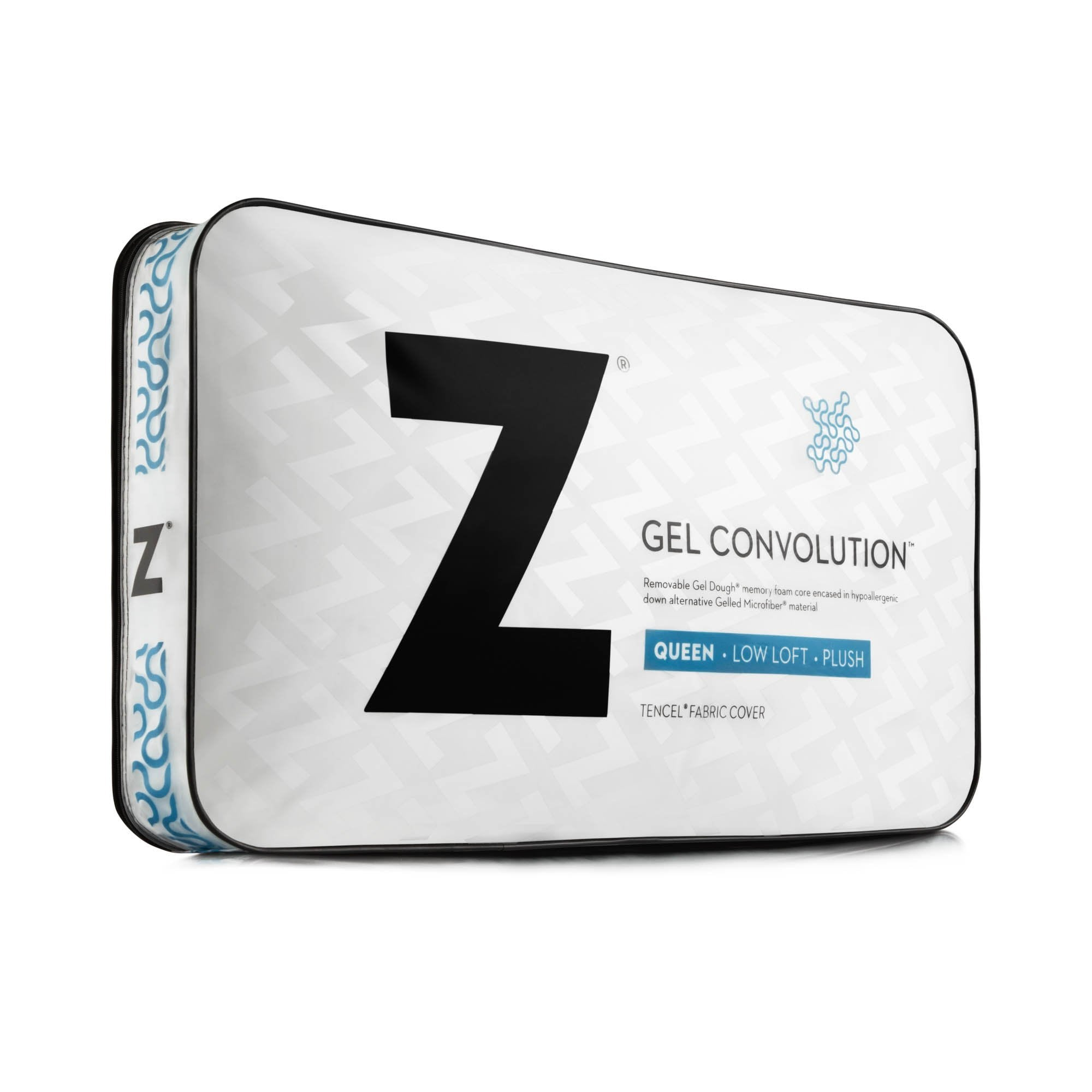 Gel Convolution Pillow Pillow Malouf