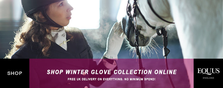 Shop winter riding gloves