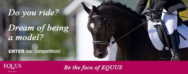be an equestrian model