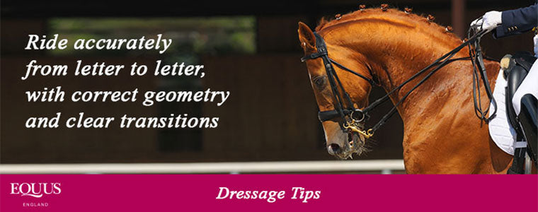 Dressage riding tips