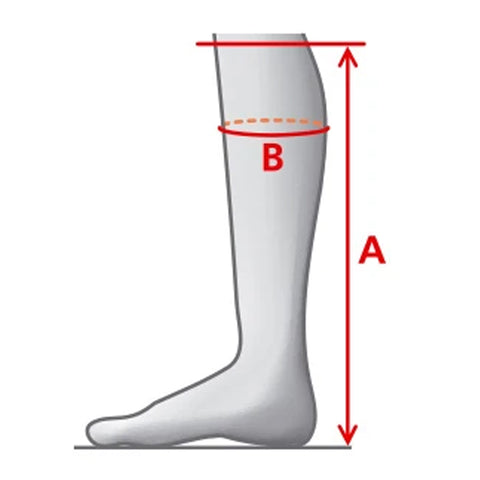 Busse Long Boots Measuring Guide