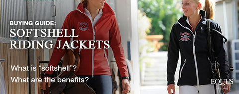 Softshell Riding Jackets Buying Guide