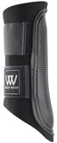 Woof Wear Club Brushing Boots Black