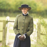 Equetech Launton Deluxe Tweed Lead Rein Jacket and Hat