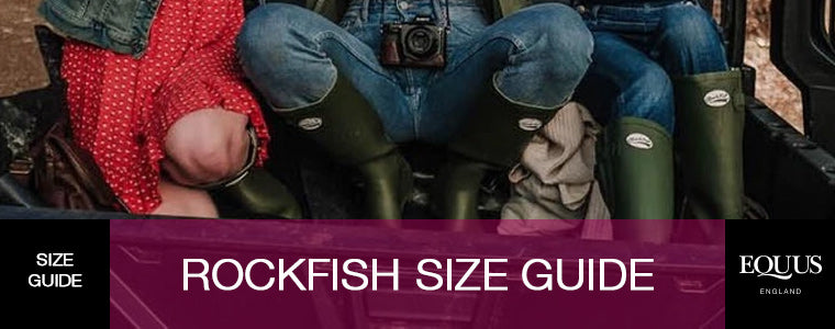 Rockfish Size Guide
