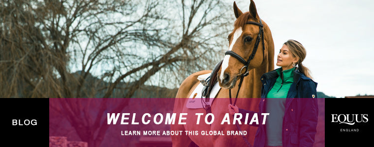 Ariat equestrian blog post