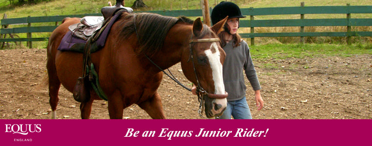 be an equus junior rider