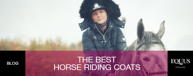 The Best Horse Riding Coats